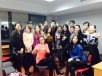 Our Tutors in an another exchange class in Almaty, Kazakhstan
