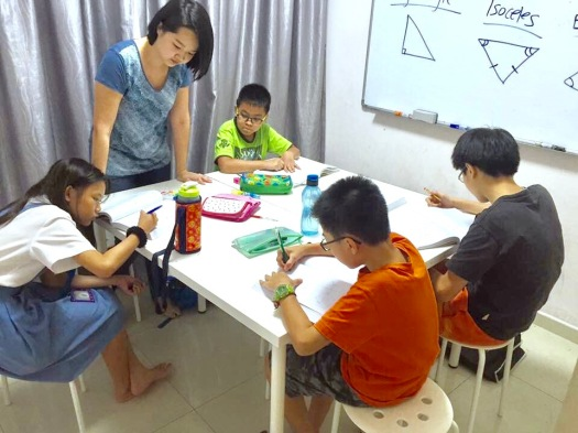 Tutor Punggol English Mathematics Science Tuition
