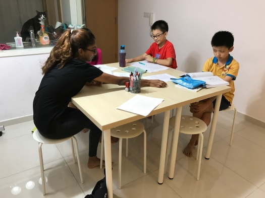 punggol english math science tuition primary