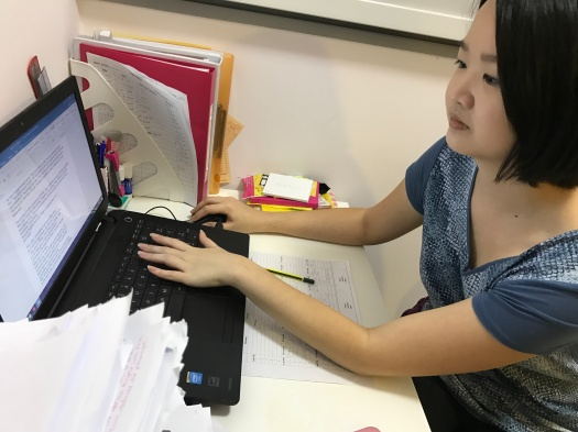 Punggol Tuition Primary English Tutor Yuet Ling preps for English Math Science tuition in Punggol