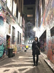 Melbourne Street Art, CBD Vic Australia